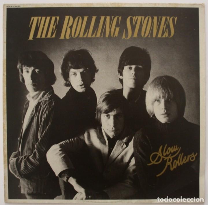ROLLING STONES. SLOW ROLLERS 1981 (Música - Discos - LP Vinilo - Pop - Rock Extranjero de los 50 y 60)