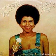 Discos de vinilo: MINNIE RIPERTON - PERFECT ANGEL - EPIC EPC 80426 - 1975. Lote 170519348
