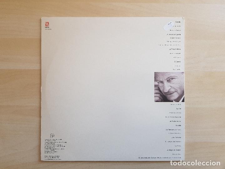 Discos de vinilo: ALFREDO KRAUS - CON EL CORAZÓN - DOBLE LP VINILO - SERDISCO - 1991 - Foto 2 - 170521860