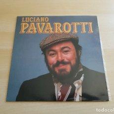 Discos de vinilo: LUCIANO PAVAROTTI - LP VINILO - DIVUCSA - 1990. Lote 170524688