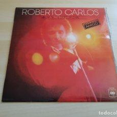 Discos de vinilo: ROBERTO CARLOS - CANTA EN CASTELLANO - LP VINILO - CBS - 1978. Lote 170540800