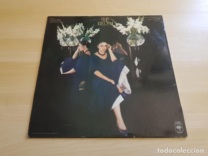 Discos de vinilo: ANA BELEN - ANA - LP VINILO - CBS - 1979 - Foto 2 - 170541072