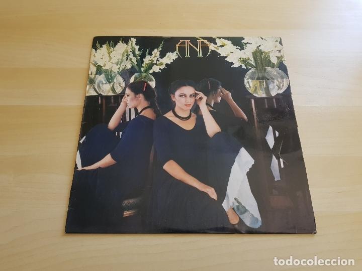 ANA BELEN - ANA - LP VINILO - CBS - 1979 (Música - Discos - LP Vinilo - Solistas Españoles de los 70 a la actualidad)