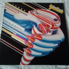 Discos de vinilo: 47-LP JUDAS PRIEST, TURBO, 1986. Lote 170562436