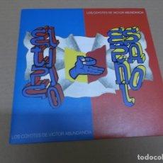 Discos de vinilo: LOS COYOTES DE VICTOR ABUNDANCIA (SN) EL TIPICO ESPAÑOL AÑO – 1990. Lote 170567684