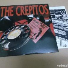 Discos de vinilo: THE CREPITOS (EP) WICKED MIND AÑO – 1994. Lote 170569164