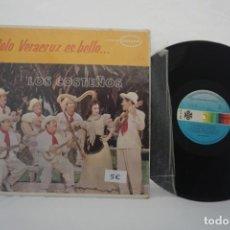 Discos de vinilo: VINILO LP - SOLO VERACRUZ ES BELLO... LOS COSTEÑOS / ORFEON LP - 12 - 88 1968. Lote 170675790