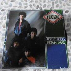 Discos de vinilo: TOPO ROCK URBANO. Lote 170802220