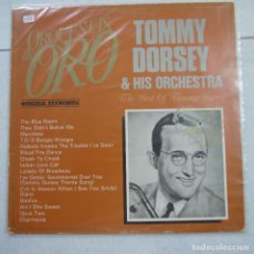Discos de vinilo: TOMMY DORSEY & HIS ORCHESTRA - THE BEST OF TOMMY DORSEY - LP 1984 . Lote 170849385