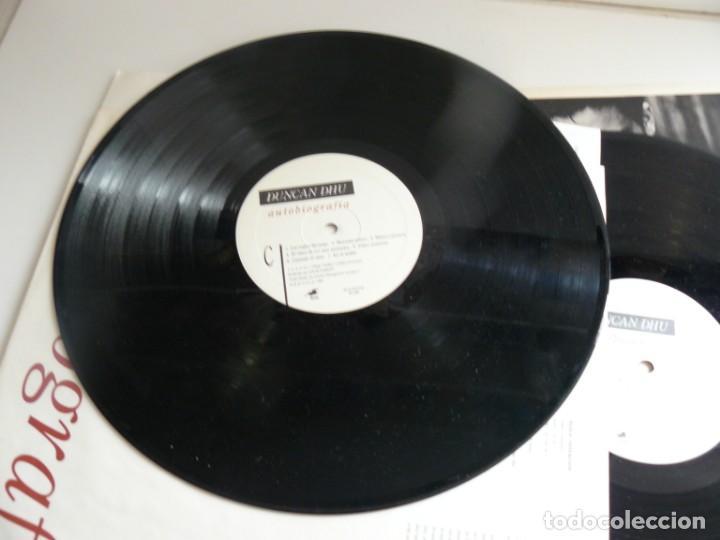 Discos de vinilo: DUNCAN DHU - AUTOBIOGRAFIA - 1989 - DOBLE LP - EX - Foto 8 - 170856385