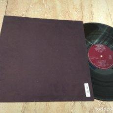 Discos de vinilo: CMU -SPACE CABARET-LP- TRANSATLANTIC RECORDS – 22.742-SPANISH ORIGINAL -1973-POKORA-EMISORA DE RADIO. Lote 161087066