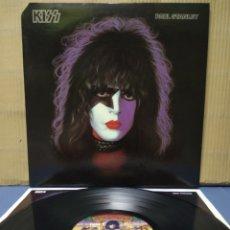 Discos de vinilo: KISS - PAUL STANLEY 1978 USA 1ER ED. Lote 170868617