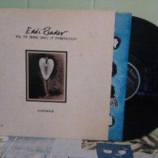 Discos de vinilo: EDDIE READER WITH THE PATRON SAINTS MIRMANA LP GERMANY 1992 PDELUXE. Lote 170874355