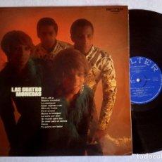 Discos de vinilo: LAS CUATRO MONEDAS - LAS CUATRO MONEDAS - LP 1972 - BELTER. Lote 170880680