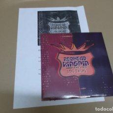 Discos de vinilo: REDHEAD KINGPIN AND THE F.B.I. (SN) LOVE THANG AÑO – 1991 – HOJA PROMOCIONAL. Lote 285122483