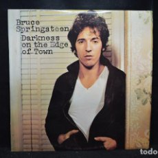 Discos de vinilo: BRUCE SPRINGSTEEN - DARKNESS ON THE EDGE OF TOWN - LP. Lote 170912770