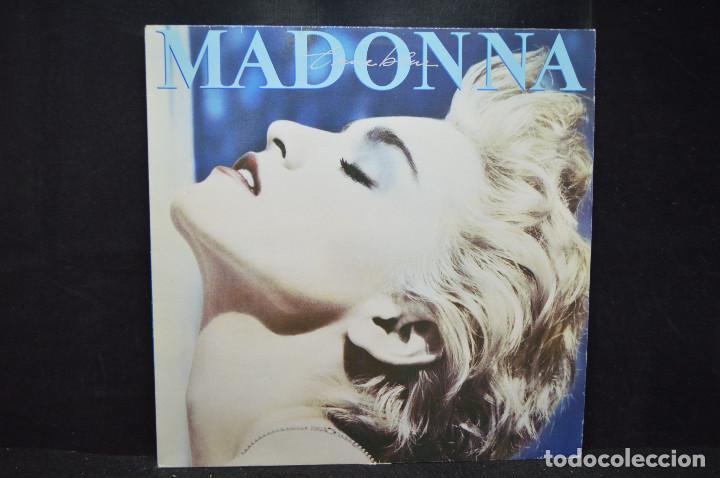 MADONNA - TRUE BLUE - LP (Música - Discos - LP Vinilo - Pop - Rock - New Wave Extranjero de los 80)