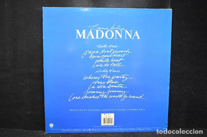 Discos de vinilo: MADONNA - TRUE BLUE - LP - Foto 2 - 170918235