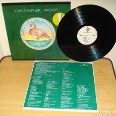 Discos de vinilo: CRISTOPHER CROSS - LP33 WARNER BROS RECORDS WB 56 789. BARCODE 07599233831. Lote 170927110