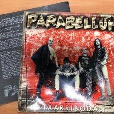 Discos de vinilo: LP PARABELLUM / TXARRIBODA 4 LP DEL GRUPO EDITADO POR GOR 1994 EUSKAL ROCK PUNK CON ENCARTES. Lote 170930145