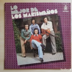 Discos de vinilo: LO MEJOR DE LOS MARISMEÑOS - LP VINILO - HISPAVOX - 1976. Lote 170935155
