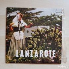 Discos de vinilo: LANZAROTE - SINGLE VINILO - IBEROFON - 1964. Lote 170938740