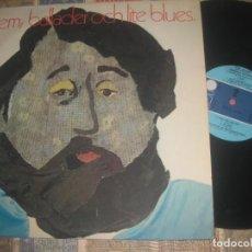 Discos de vinilo: CORNELIS VREESWIJK POEM BALLADER OCH LITE BLUES (METRONOME-1970) OG SWEEDEN RARE FOLK BLUE. Lote 170940880