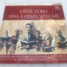Discos de vinilo: ERNIE FORD. CAPITOL.. Lote 170956032