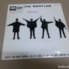Discos de vinilo: THE BEATLES (EP) HELP AÑO – 1965. Lote 170974165