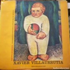 Discos de vinilo: POEMAS DE XAVIER VILLAURRUTIA. UNAM MÉXICO. Lote 170975730