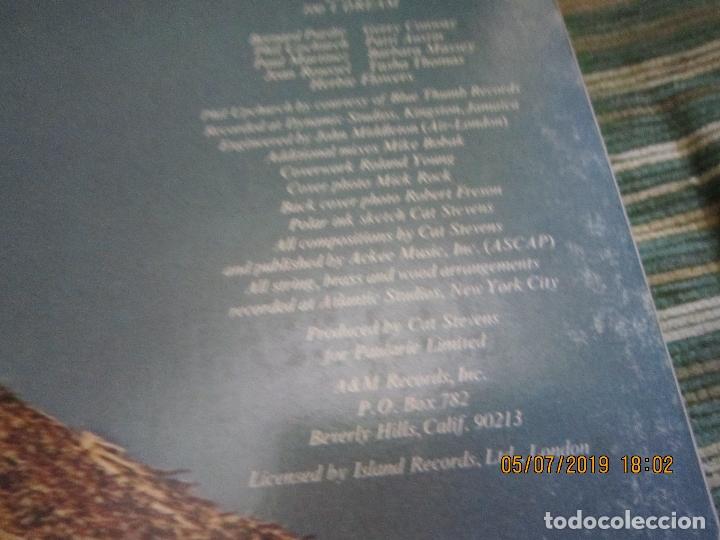 Discos de vinilo: CAT STEVENS - FOREIGNER LP - ORIGINAL U.S.A. - A&M 1973 CON ENCARTE CARTON DURO Y FUNDA INTERIOR. - - Foto 3 - 170978439