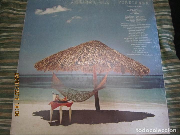 Discos de vinilo: CAT STEVENS - FOREIGNER LP - ORIGINAL U.S.A. - A&M 1973 CON ENCARTE CARTON DURO Y FUNDA INTERIOR. - - Foto 19 - 170978439
