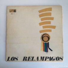 Discos de vinilo: LP - LOS RELÁMPAGOS - 6 PISTAS (ZN 6-3). Lote 170979463