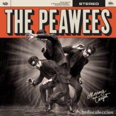 Discos de vinilo: PEAWEES MOVING TARGET LP . PUNK ROCK RAMONES SOCIAL DISTORTION HELLACOPTERS. Lote 170983954