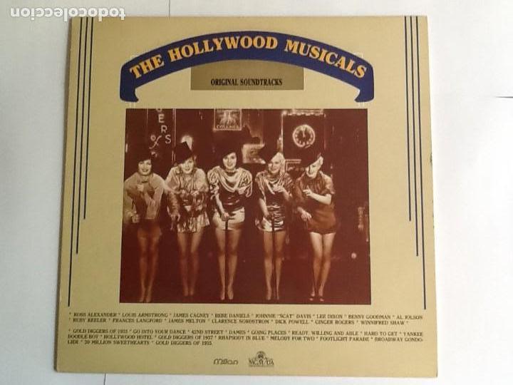 L.P. BANDA SONORA ORIGINAL, THE HOLLYWOOD MUSICALS. 20 TEMAS. VER FOTOS. (Música - Discos - LP Vinilo - Bandas Sonoras y Música de Actores )