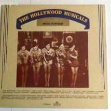 Discos de vinilo: L.P. BANDA SONORA ORIGINAL, THE HOLLYWOOD MUSICALS. 20 TEMAS. VER FOTOS.. Lote 170990387