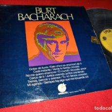 Discos de vinilo: BURT BACHARACH LP 1974 IMPACTO SPAIN ESPAÑA. Lote 170995290