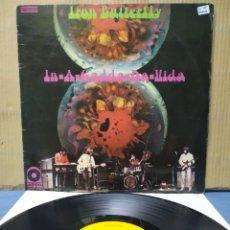 Discos de vinilo: IRON BUTTERFLY - IN A GADA DA VIDA 1968 USA ATCO RECORDS. Lote 171010149