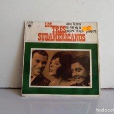 Discos de vinilo: LOS TRES SUDAMERICANOS . Lote 171013289