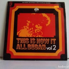 Discos de vinilo: THIS IS HOW IT . Lote 171029820