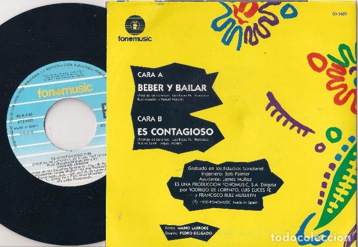 Discos de vinilo: Ciudad Jardin. Lote de 3 singles. Fonomusic/Hispavox 1989/1990/1992. - Foto 3 - 171050335