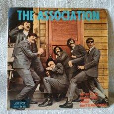 Discos de vinilo: THE ASSOCIATION - NO FAIR AT ALL + 3 - EP ESPAÑOL DEL SELLO LONDON SDGE 81267 EXCELENTE ESTADO. Lote 171059048
