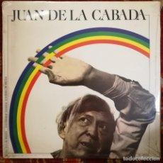 Discos de vinilo: JUAN DE LA CABADA (AUTOR). INCIDENTES MELÓDICOS PARA UN MUNDO IRRACIONAL. UNAM, MÉXICO. Lote 171066223