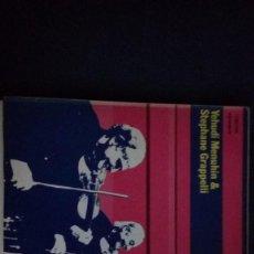 Discos de vinilo: YEHUDI MENUHIN & STEPHANE GRAPELLI. Lote 171068704