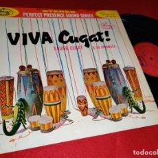 Discos de vinilo: XAVIER CUGAT Y SU ORQUESTA VIVA CUGAT! LP 1962 MRECURY SPAIN ESPAÑA. Lote 171069313