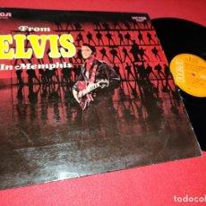 Discos de vinilo: ELVIS PRESLEY FROM ELVIS IN MEMPHIS LP 1974 RCA GERMANY ALEMANIA. Lote 171069670
