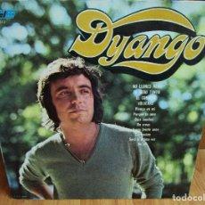 Discos de vinilo: DYANGO LP DE FLORIDA - NO LLORES NENA - COMPASION - ( EL COBARDE LA VERSION DE VICTOR MANUEL ). Lote 171079979