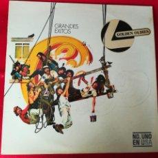 Discos de vinilo: CHICAGO Y SU LP VINILO DE GRANDES ÉXITOS CBS 1976.EN UN ESTADO MUY BUENO. Lote 171080125