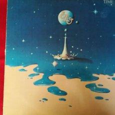 Discos de vinilo: ELO ELÉCTRIC LIGHT ORCHESTRA Y SU VINILO LP TITULADO TIME. EN BUEN ESTADO 1981 EDITADO. Lote 171080755