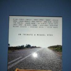 Disques de vinyle: MIGUEL RÍOS-UN TRIBUTO A MIGUEL RÍOS.2 CDS.. Lote 171082324